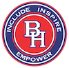 Berkeley Heights Public School Logo: Include, Inspire, Empower