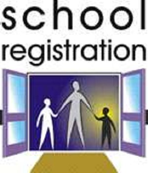 Kindergarten and new incoming first grade registration