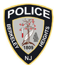 A Letter from the Berkeley Heights Police Department