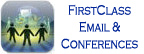 FirstClass Email and Conferences